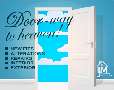 Door-way to heaven!