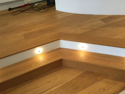Joinery of Hardwood Flooring