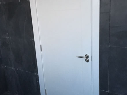 Pre-finished Door
